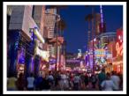 Universal Studios – City Walk